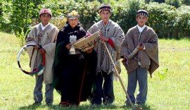 Mapuche Children