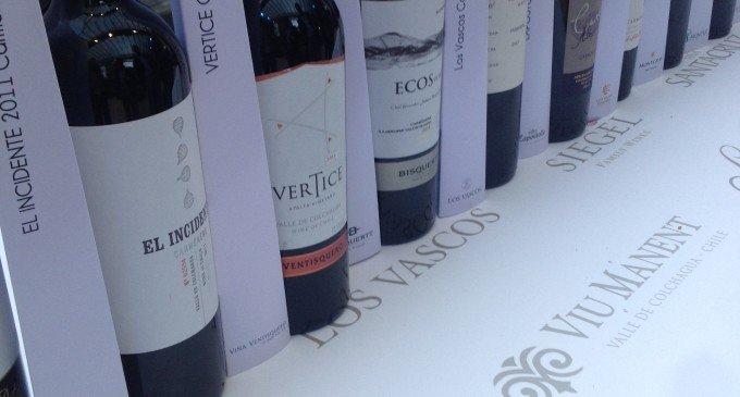 Viñas de Colchagua Presents Avant Premier at Hotel Renaissance