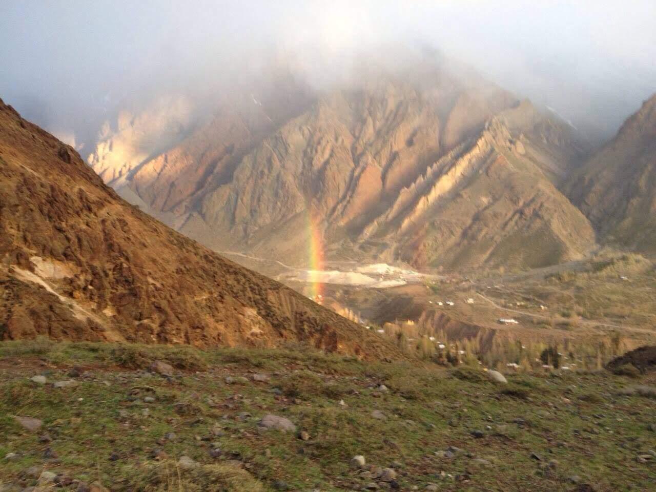 Cajón del Maipo, An Andes Mountain Oasis