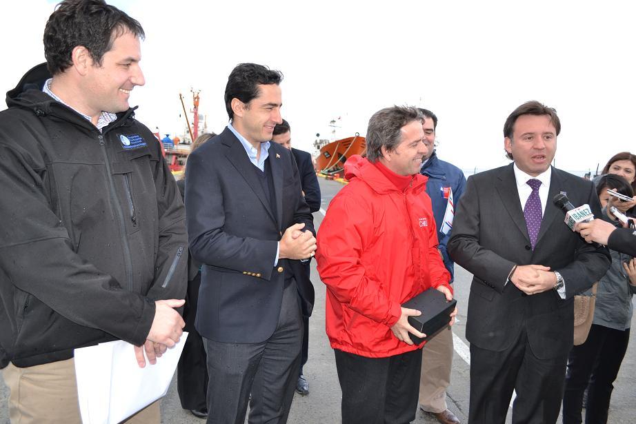Chile Launches Cruise Season