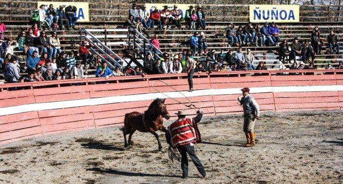 Celebrating my First Fiestas Patrias at Estadio Nacional