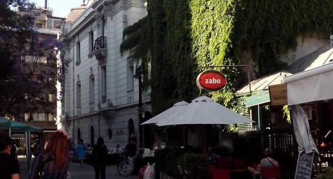 Barrio Lastarria – My Hidden Jewel
