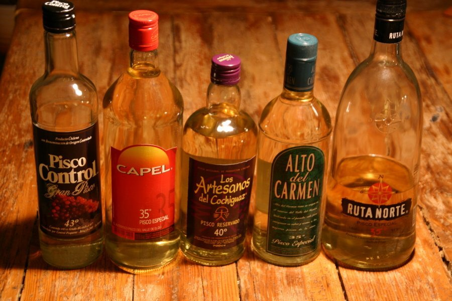 Chile Loses Pisco Battle With Peru
