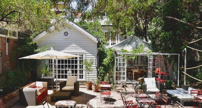 Casa Zucca to Host 'Secret Garden' Dinner Party