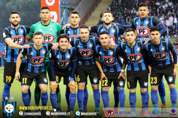 Huachipato fc team