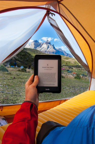 Torres del Paine Camping